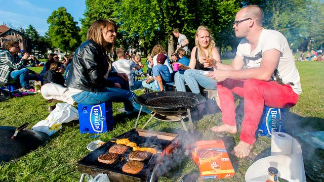 CDA wil vaste barbecues in stadsparken