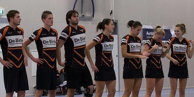 Pernix op koers voor korfbalkampioenschap