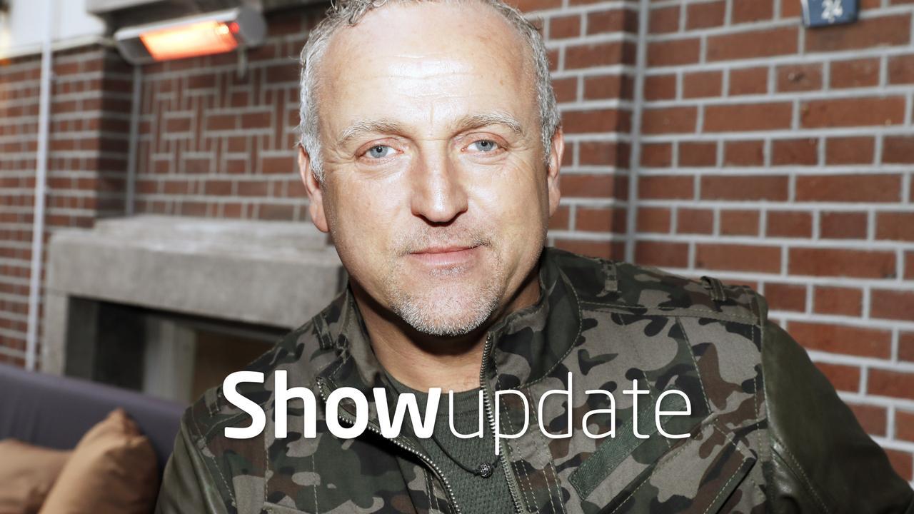 Show Update: Gordon gaat afvallen