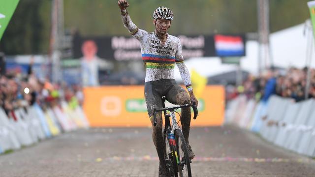 Titelverdediger Van der Poel voert Nederlandse selectie EK veldrijden aan