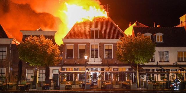 Restaurant Proto reageert na grote brand in pand: 'Niet te bevatten'