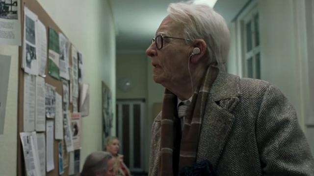 Tilda Swinton speelt oude man in trailer Suspiria