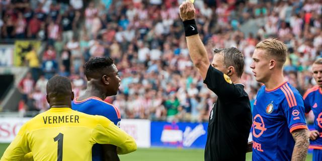 Kuipers twijfelt achteraf over strafschop PSV in topper
