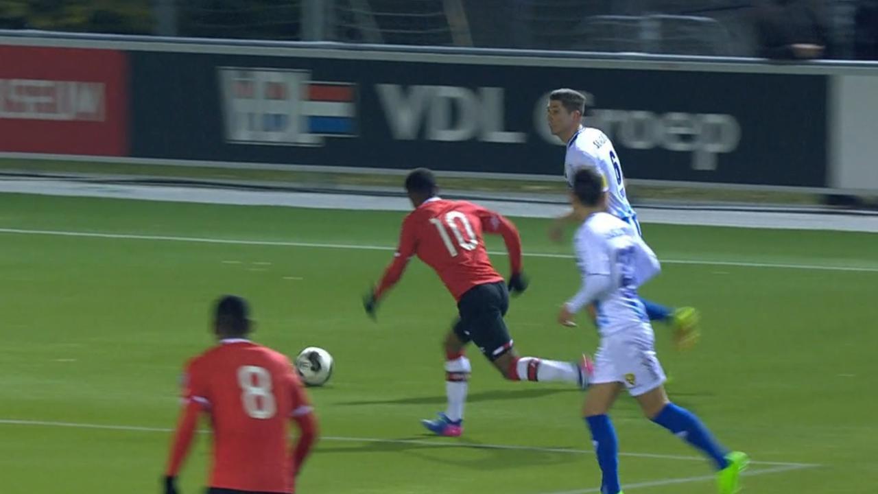Samenvatting Jong PSV - VVV-Venlo (2-1)