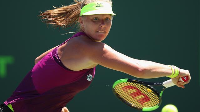 Bertens bereikt in Charleston eerste WTA-finale sinds juli 2017
