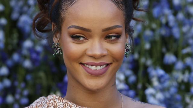 Rihanna komt samen met Puma met eigen kledinglijn in Parijs