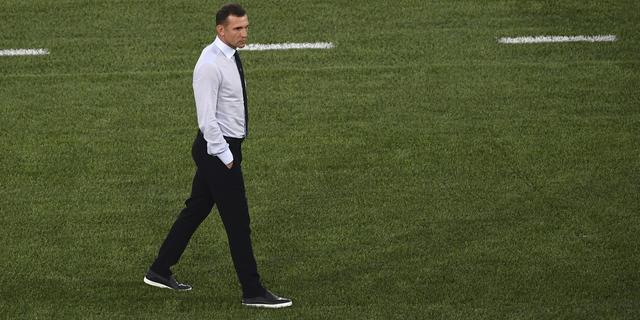 Shevchenko verlengt contract niet en vertrekt als bondscoach Oekraïne
