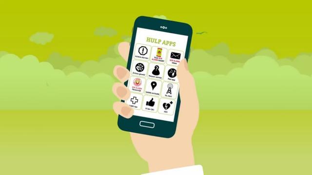 SOS Alarm-app komt niet in de plaats van 112