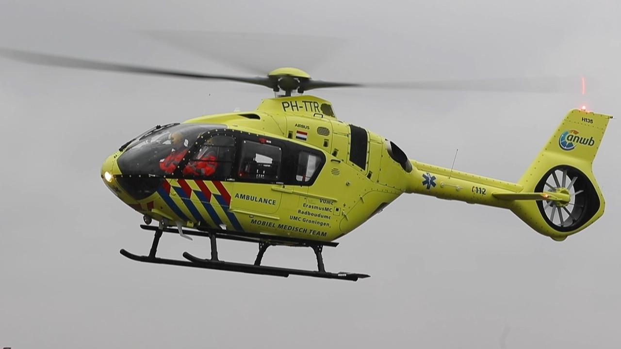Dit is de nieuwe traumahelikopter van de ANWB