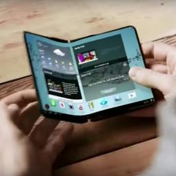'Opvouwbare telefoon van Samsung ook als tablet te gebruiken'