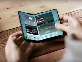 'Opvouwbare telefoon Huawei eerder in winkels dan concurrent Samsung'
