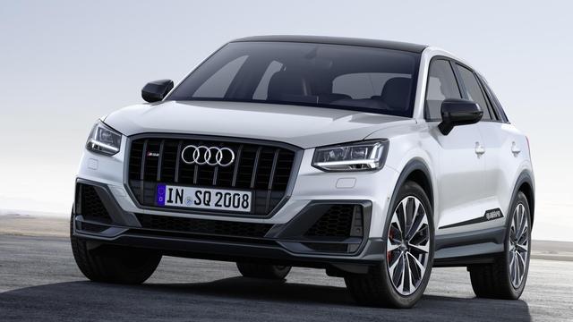 300 pk en vierwielaandrijving voor nieuwe Audi SQ2