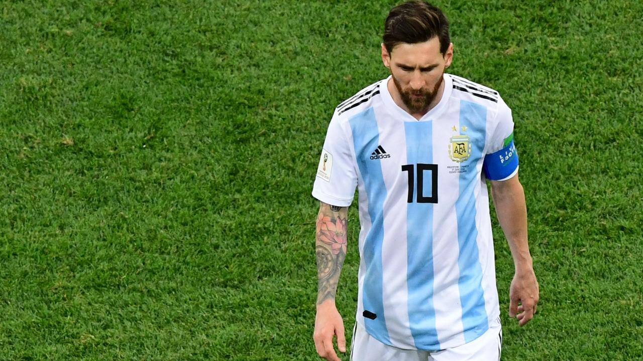 Argentinië moet vrezen voor uitschakeling op WK na nederlaag tegen Kroatië