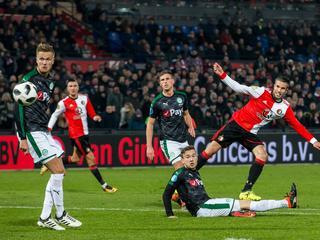34-jarige aanvaller scoort na bijna veertien jaar weer in Eredivisie