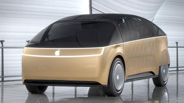 'Ex-topman Tesla gaat bij Apple aan zelfrijdende auto werken'