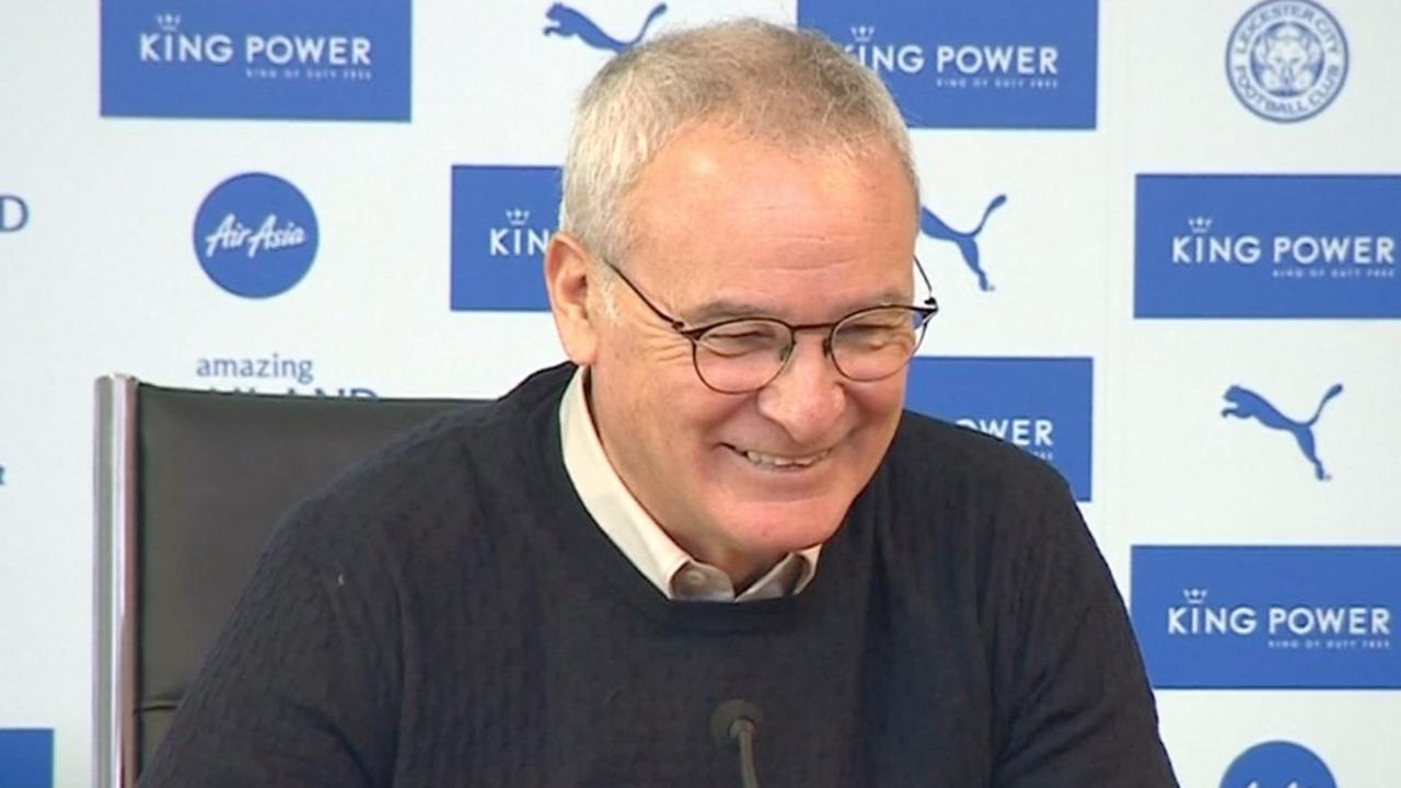 Ranieri: Leicester geen titelfavoriet