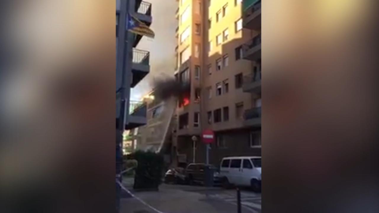 Dode en gewonden door ontploffing Catalonië