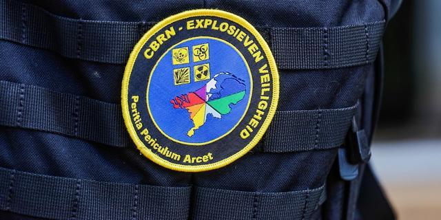 Explosieven Opruimingsdienst rukt uit voor mogelijk oude munitie