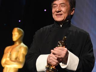 Acteur kreeg de prijs voor zijn lange carrière en zijn rol in de Amerikaanse filmindustrie