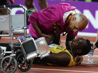 Jamaicaan kent bizar afscheid in WK-finale 4x100 meter