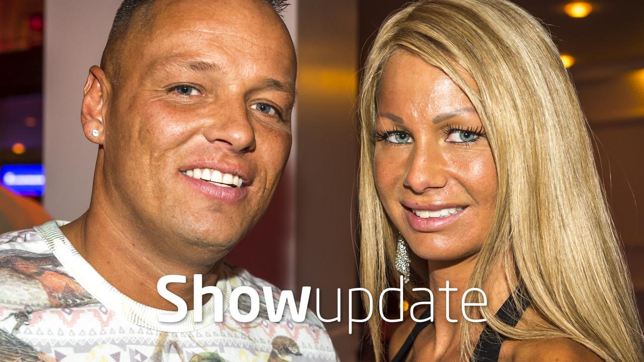 Show Update: Barbie en Michael van der Plas bezorgen zoon leuke verjaardag