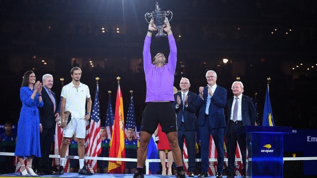 Dolgelukkige US Open-winnaar Nadal spreekt van zijn zwaarste finale ooit