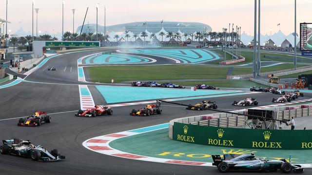 Alles over GP Abu Dhabi: 'Derde plek in WK kan Verstappen niets schelen'