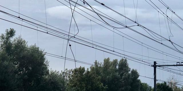 Geen treinen tussen Amsterdam Muiderpoort en Weesp