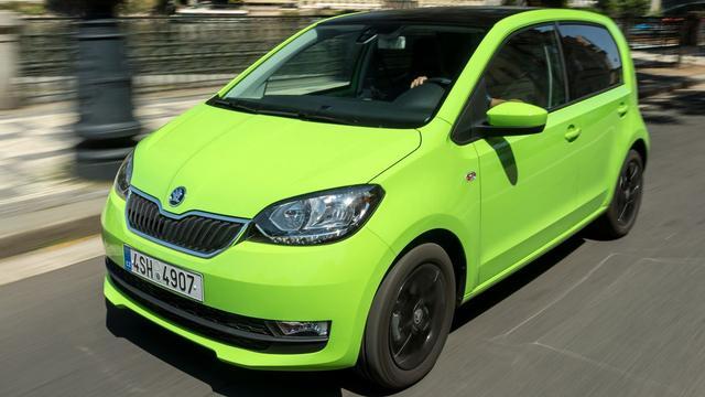 Stadsauto's van Volkswagen, Skoda en Seat voortaan elektrisch