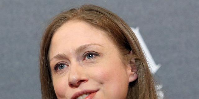 Chelsea Clinton bevallen van een zoon