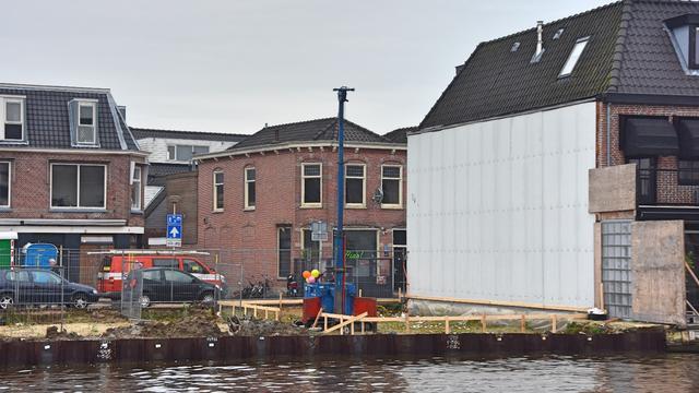 'Lichte daling productie nieuwbouwwoningen verwacht'
