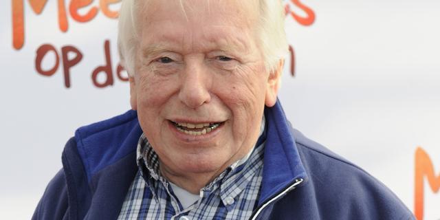 Acteur en stem van Koekiemonster Hero Muller op 83-jarige leeftijd overleden