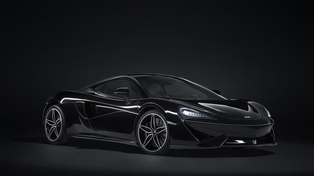McLaren komt met 570GT MSO Black Collection