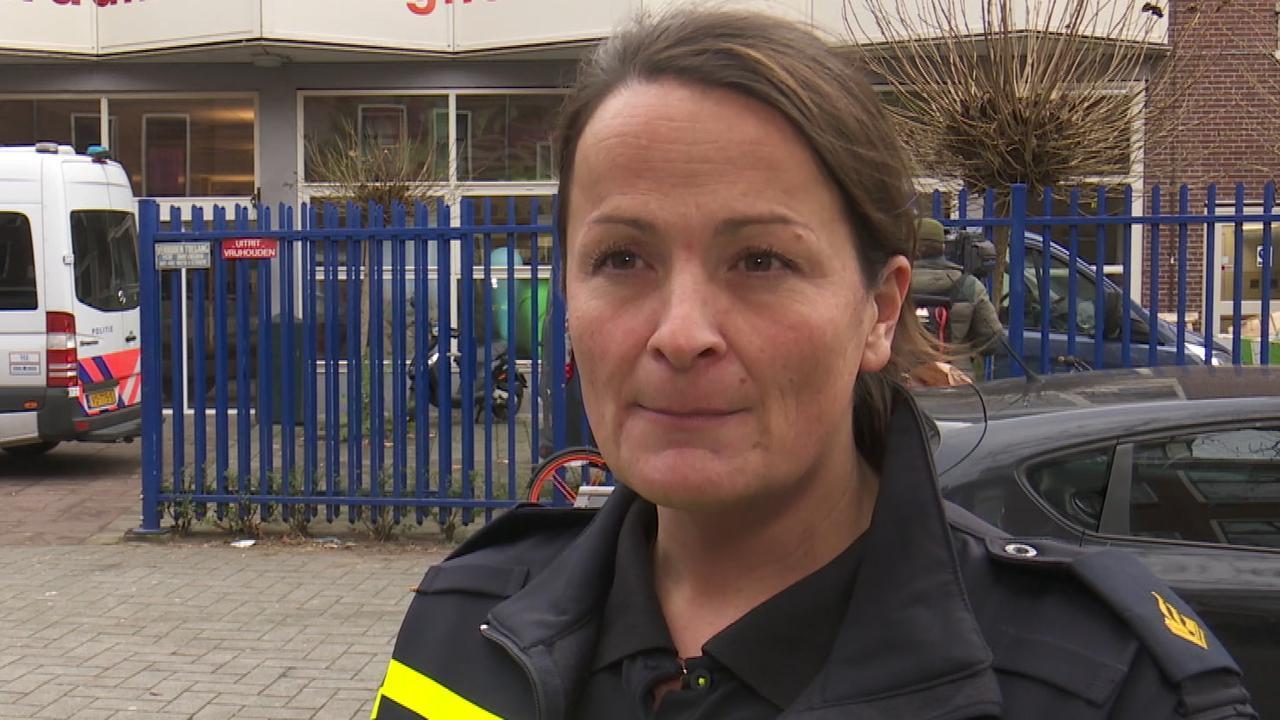 'Leerlingen getuige van dodelijke schietpartij bij school Rotterdam'