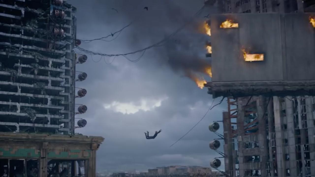 Bekijk de trailer van Insurgent