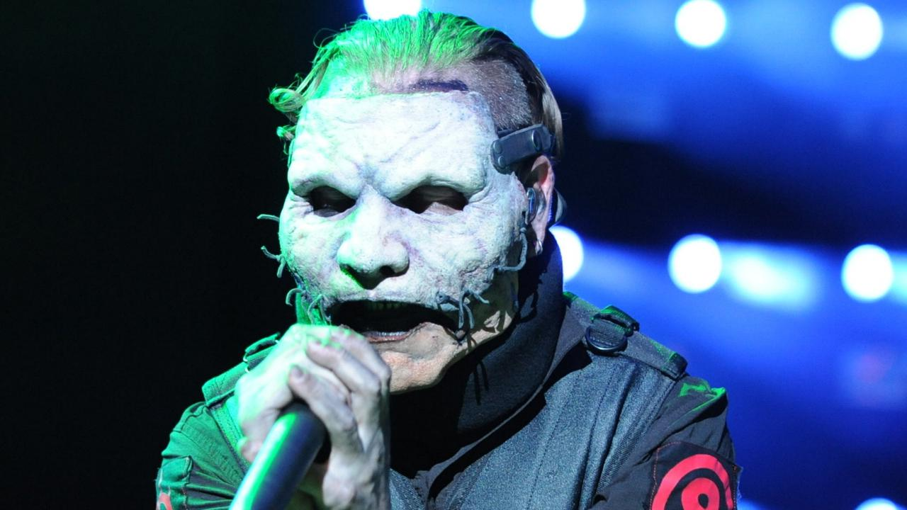 Slipknot comes with a new album after five years - International News