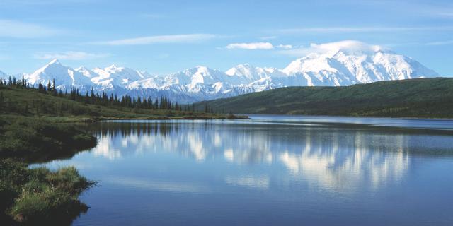 'Bevroren gebieden in Alaska zullen deze eeuw bijna halveren'