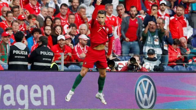 Bondscoach kent geen bijvoeglijke naamwoorden die Ronaldo omschrijven