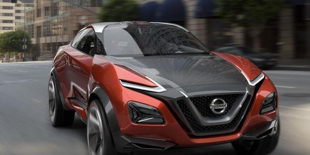 Gerucht: Nissan Juke Concept