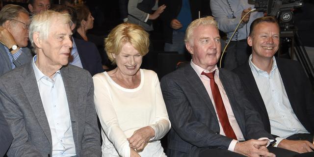 André van Duin: 'Martine Bijl was een vrolijke vrouw'
