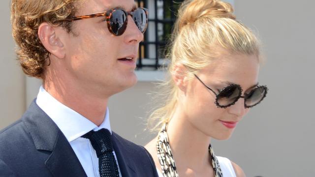 Zoon prinses Caroline van Monaco getrouwd