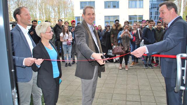 Da Vinci College Leiden opent tweede vestiging Internationale Schakelklas