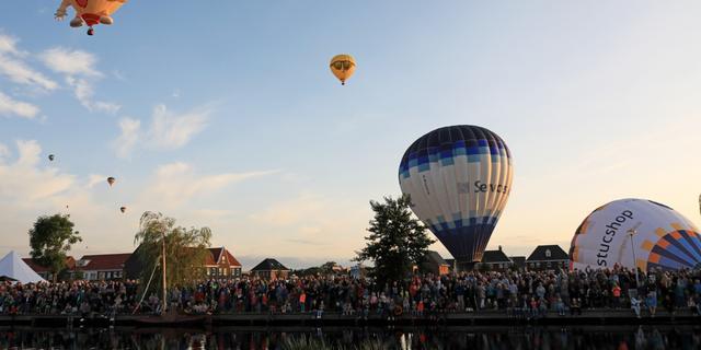 Weekend in Groningen: Noorderzon en Ballon Fiësta Meerstad