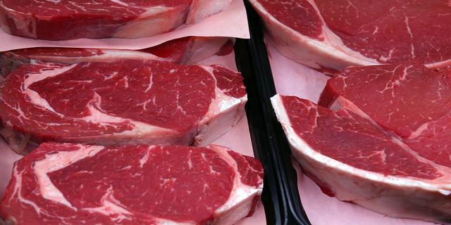 Franse slager verkoopt 'vintage' biefstuk voor 3.000 euro