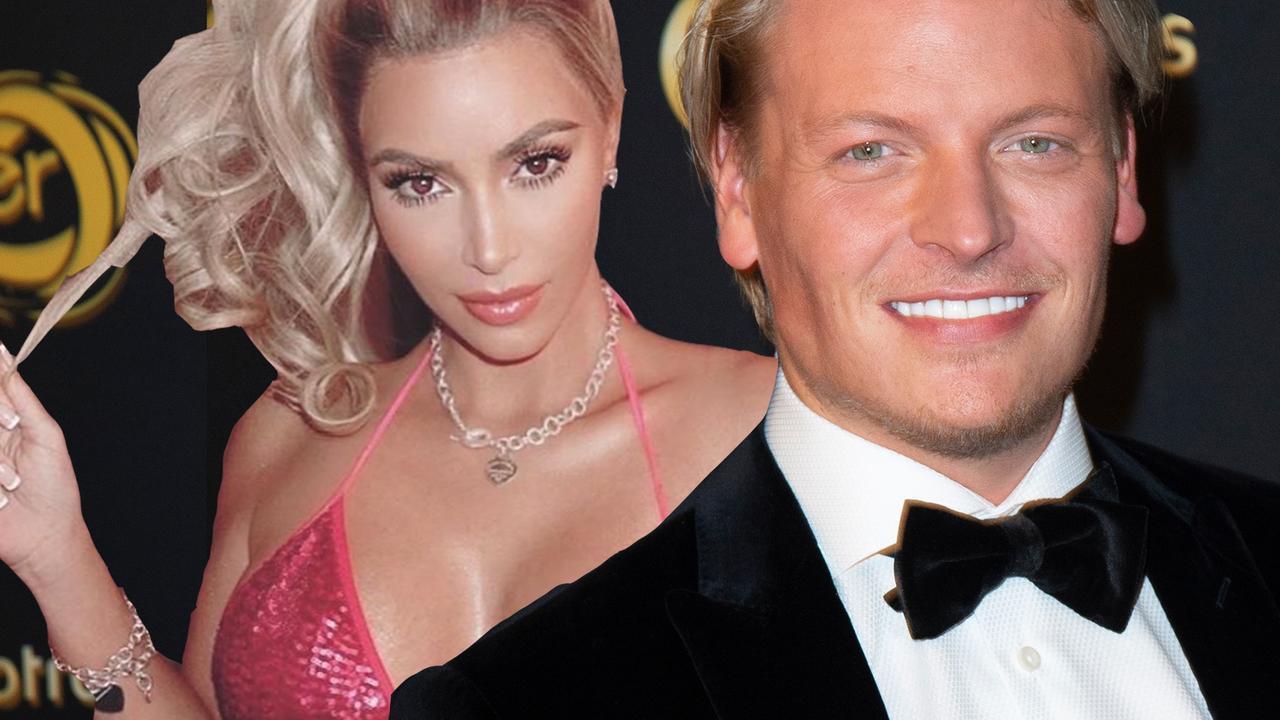 Op Insta: Té witte tanden Thomas Berge | Kardashian Legally Blonde