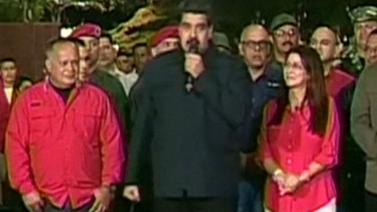 Omstreden winst president Maduro bij regioverkiezingen in Venezuela