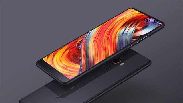 Xiaomi presenteert nagenoeg randloze telefoon