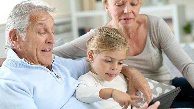 'Grootouders leveren negatieve bijdrage aan gezondheid kind'