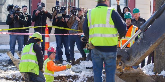 Oud-gouverneur Michigan aangeklaagd voor dodelijke watercrisis Flint in 2014