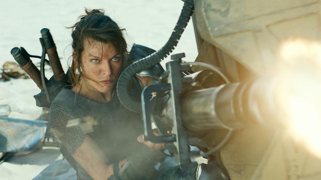 Milla Jovovich over acterende dochter: 'Ze heeft een grote toekomst voor zich'